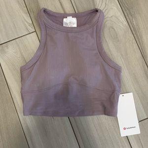 Lululemon Blissful Blend Tank Top * Violet